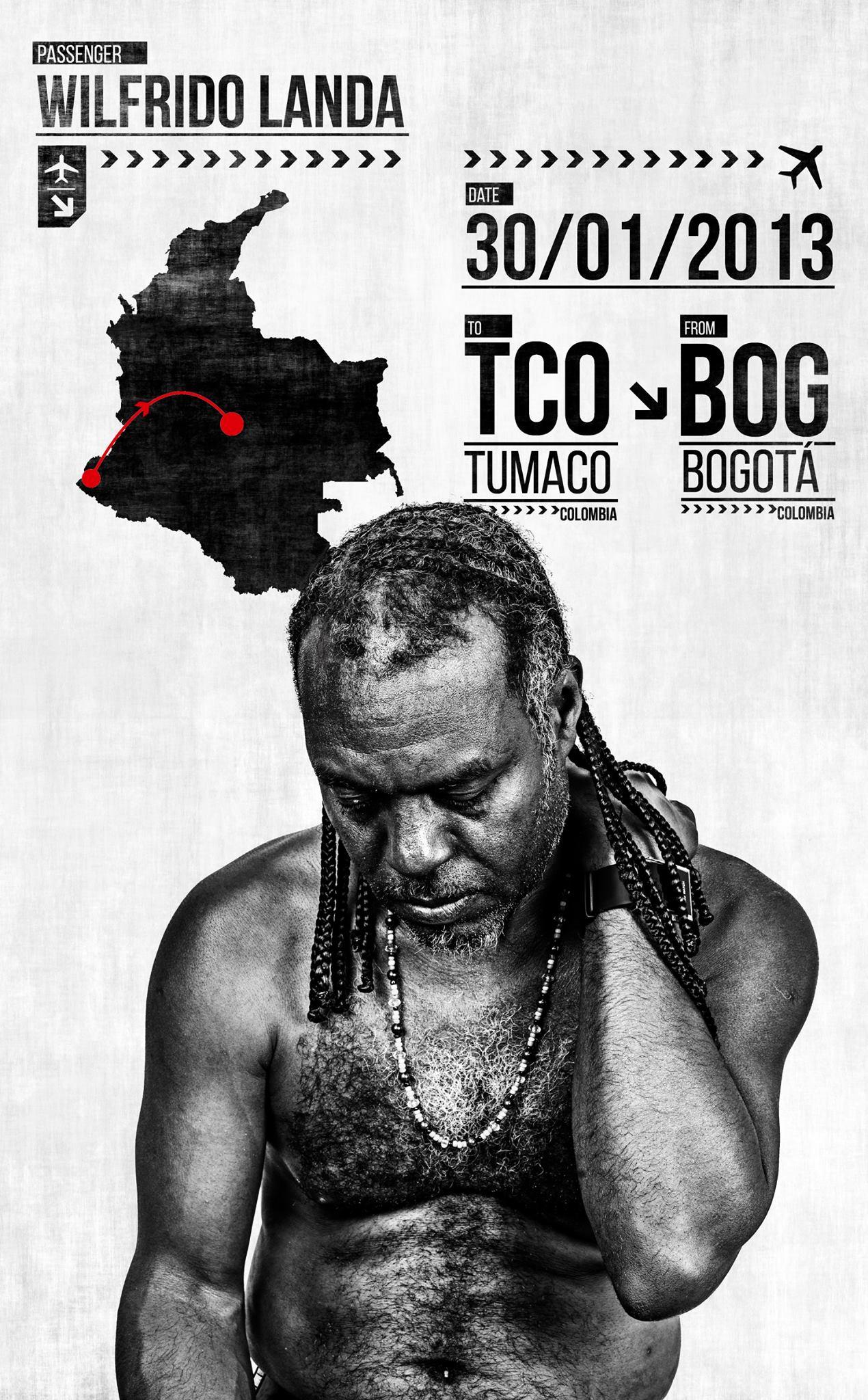 De Tumaco a Bogotá