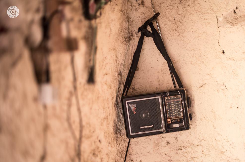 Radio en el Resguardo
