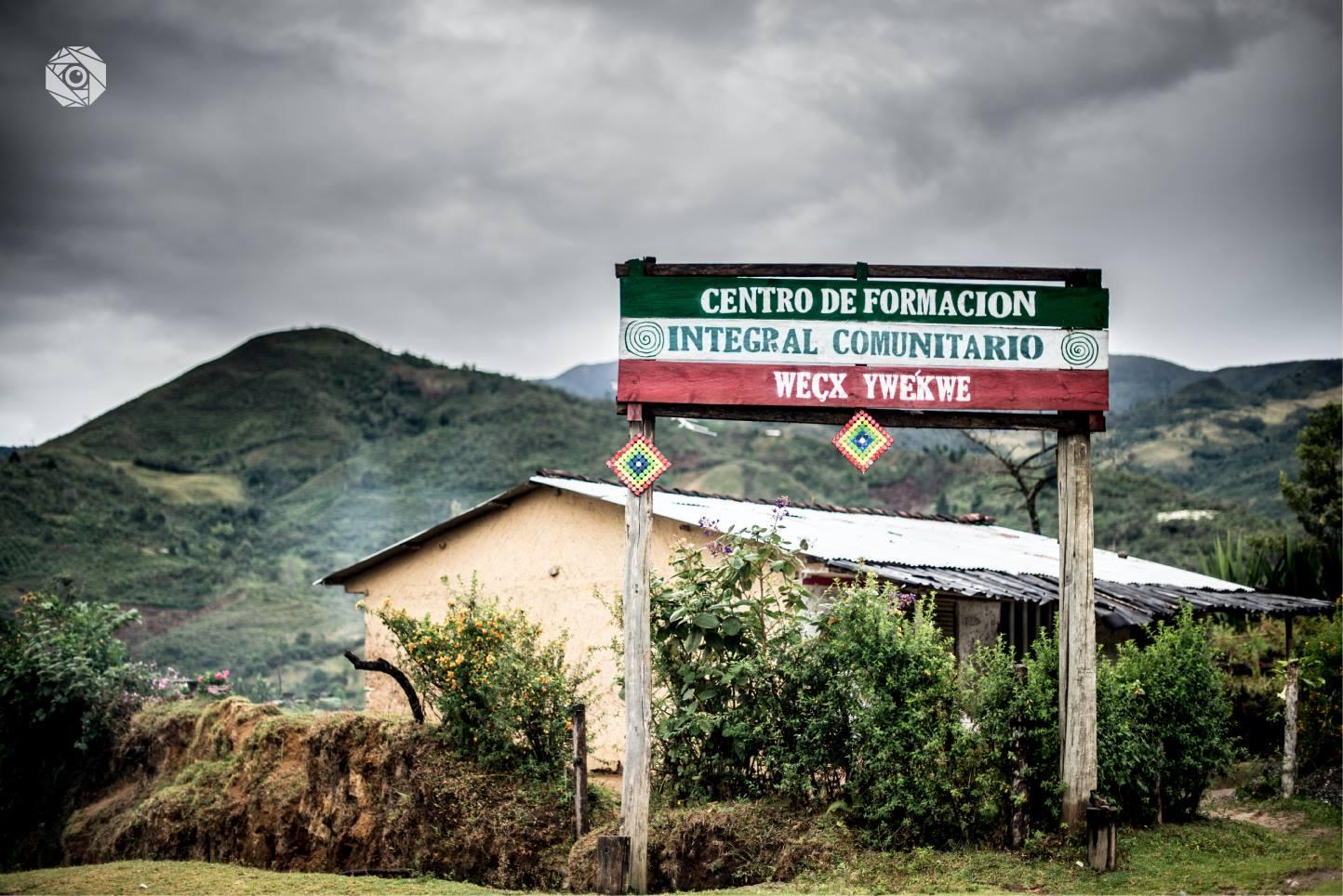Escuela étnica del pueblo Nasa