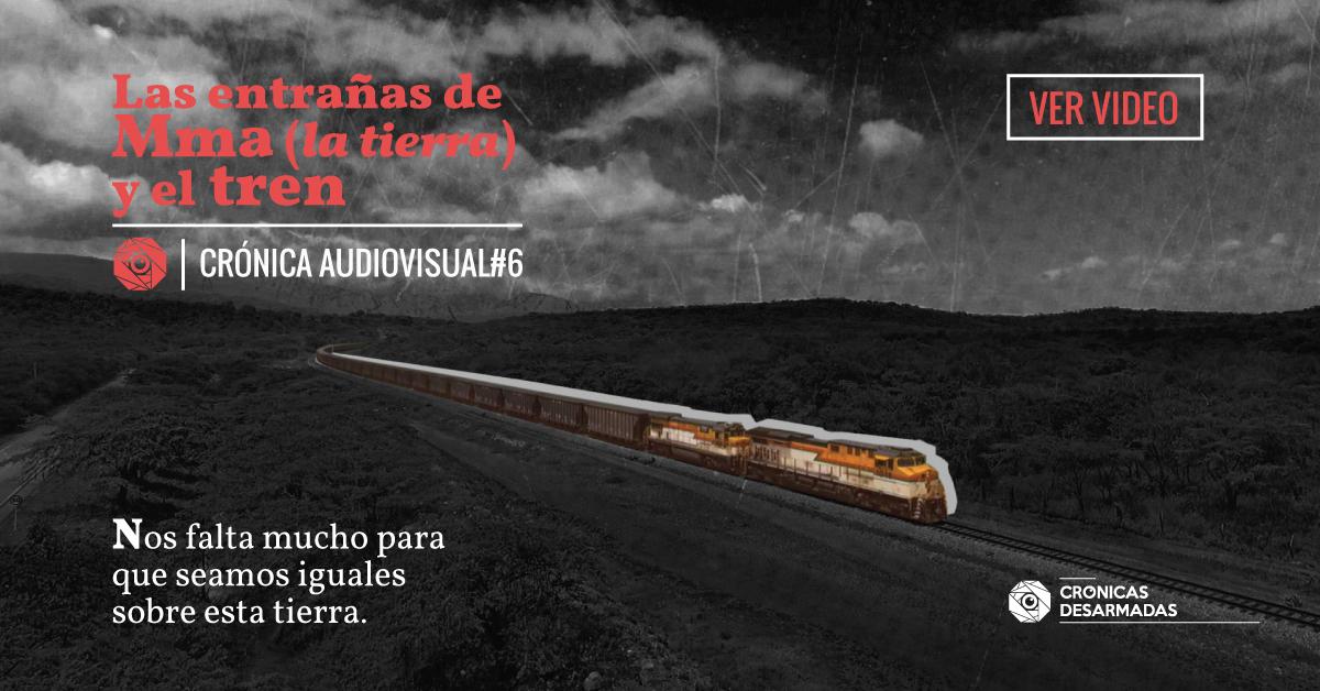 Mma (la tierra) y el tren
