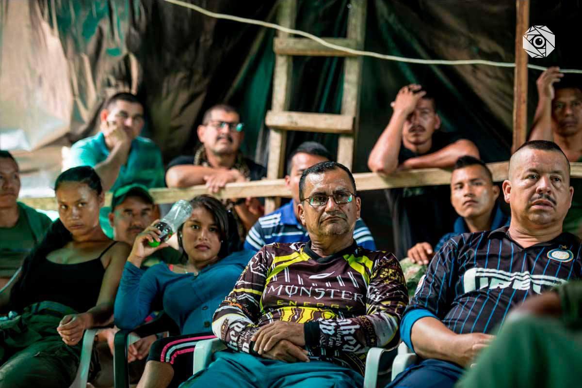 Día histórico. Fin de las FARC